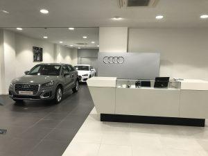 Audi Alzaga Led